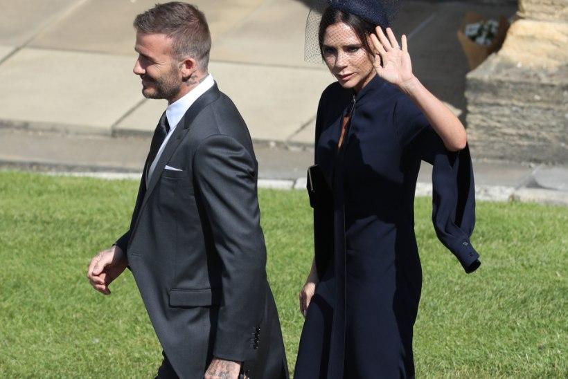 Beckhamite häärberisse üritasid tungida maskides mehed