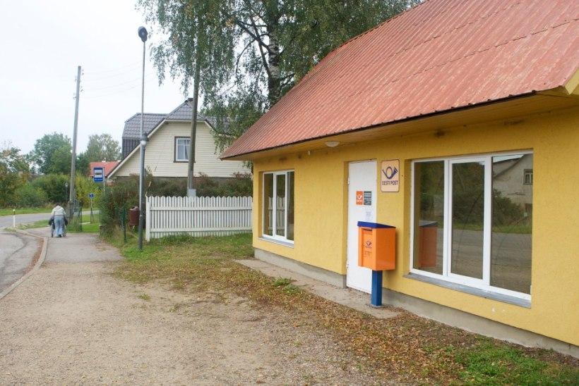 Ettevõtlusminister peatas postkontorite sulgemise plaani