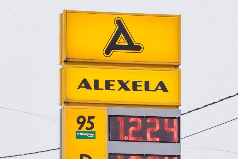 Talve lähenedes kerkib diislikütuse hind bensiinist kallimaks