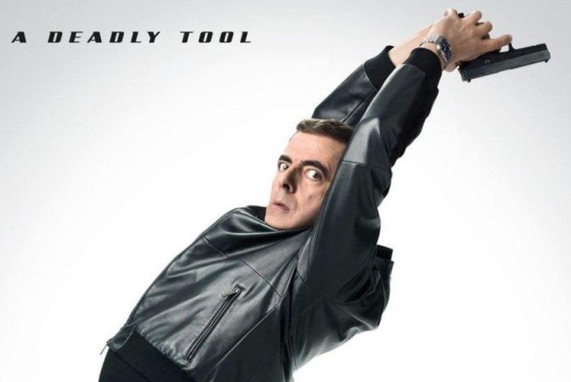 EESTI KINO TOP 7: Rowan Atkinsoni toladektetiiv Johnny English meelitas kinno üle 12 000 inimese!