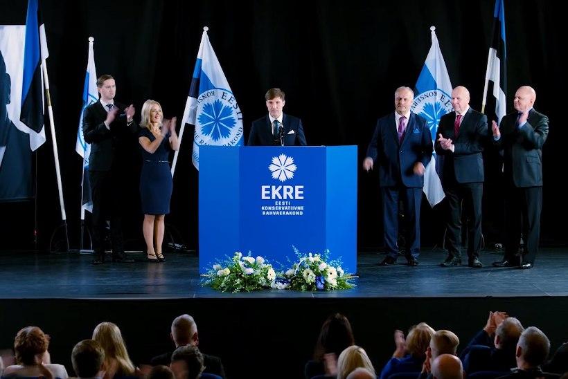 VIDEO   Kas Martin Helmest võib saada EKRE peaministrikandidaat?