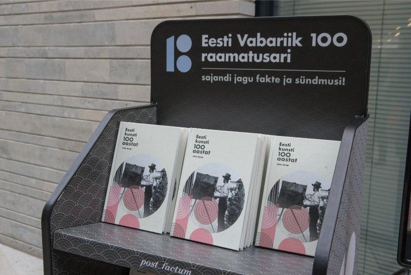 GALERII | Sirje Helme: jalutasin Eesti kunsti sajandist jutustades mööda peateed