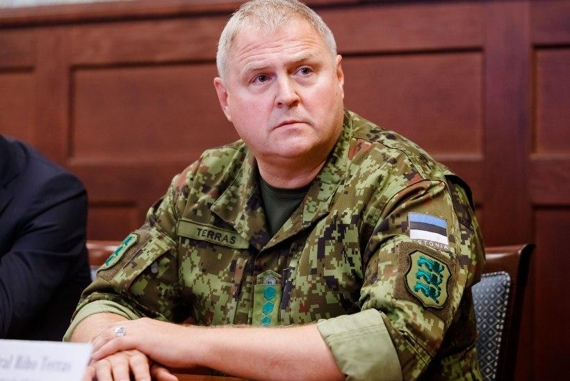 Kindral Terras: nüüd usub Putin NATO-sse rohkem kui viie aasta eest