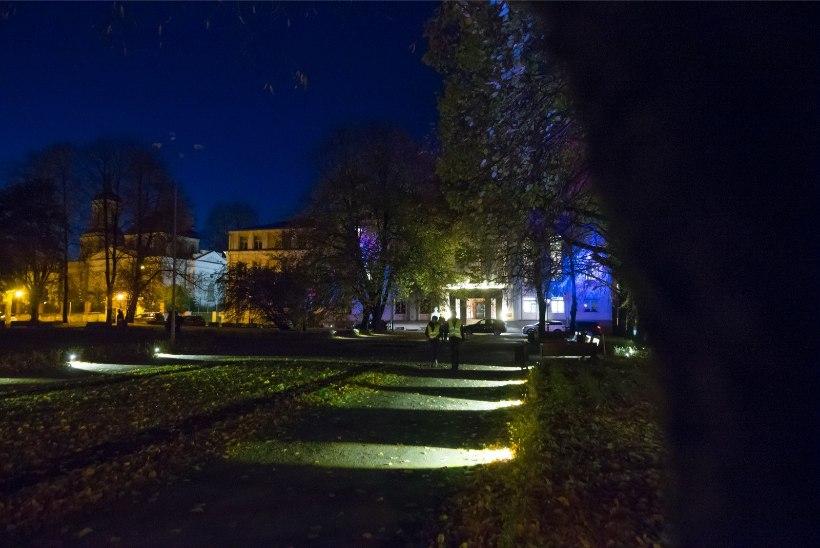 FOTOD | Saagu valgus: Tartus saab eelmaigu neljapäeval algavast valgusfestivalist