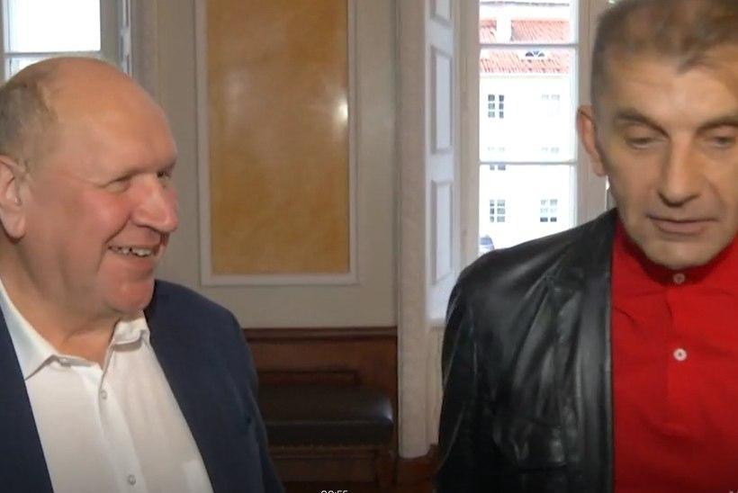TV3 VIDEO | Märt Sults Mart Helmele: ma sain näosaates vähem maksa kui sina!