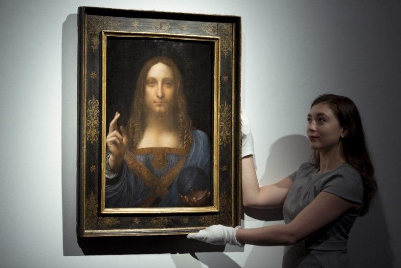 Miks Abu Dhabi Louvre maailma kalleimat maali ei näita?