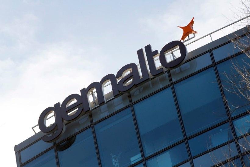 ID-kaartide tootja Gemalto läks politsei vastu kohtusse