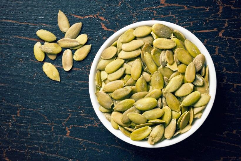 TOITUMISNÕUSTAJA: need 5 taime seemned on meie tõeline väetoit!