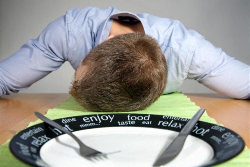 Miks peale söömist tuleb uni?