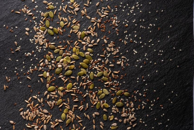 Toitumisnõustaja: seemned on tõeline supertoit!