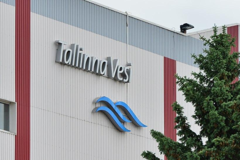 Inimõiguste kohus lükkas Tallinna Vee tariifivaidluse kaebuse tagasi