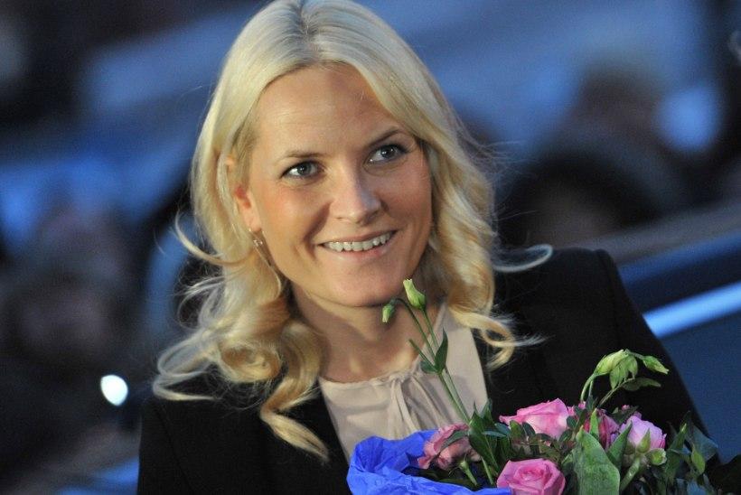 Norra kroonprintsess Mette-Marit põeb kroonilist kopsuhaigust