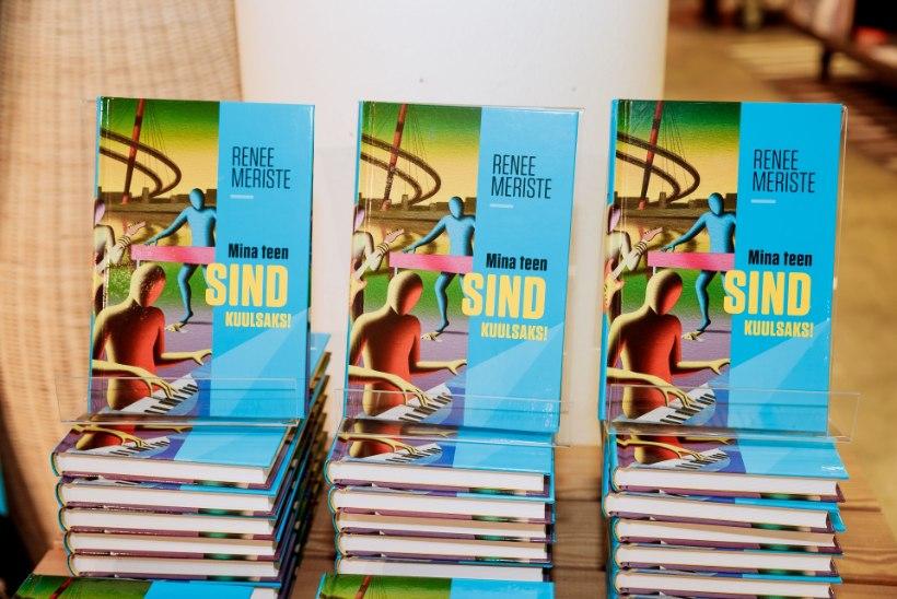 ÕL VIDEO JA GALERII   Renee Meriste esitles raamatut, mis paljastab muusikatööstuse telgitagused