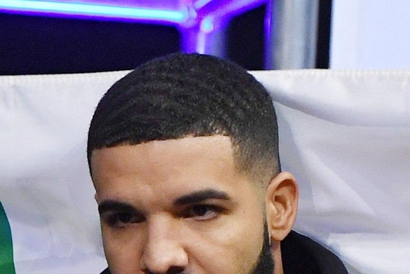 Drake lõi üle The Beatles'i 50 aastat püsinud edetabelirekordi