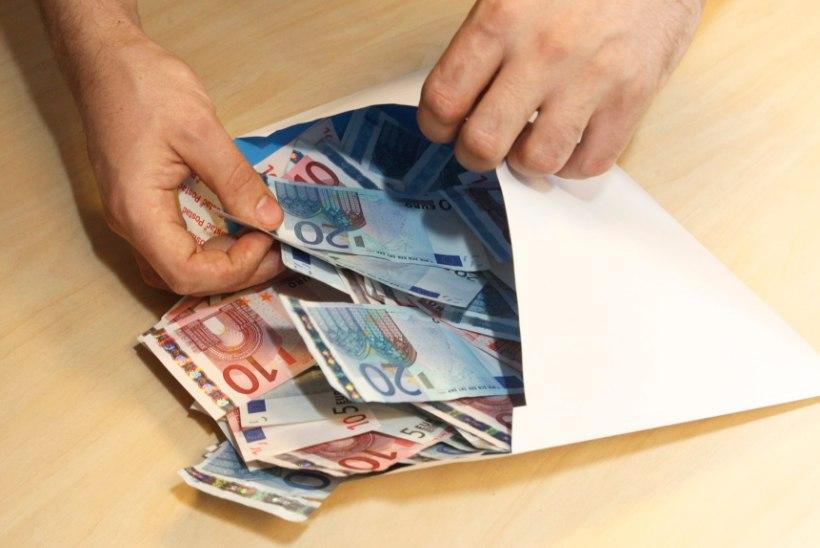 Ekspert: maksureform pani eestlased ise ümbrikupalka nõudma