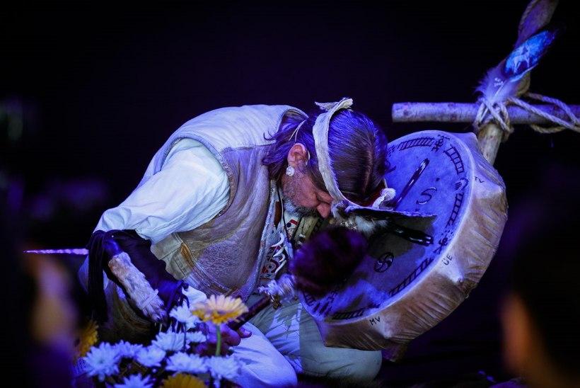 GALERII | Tallinna lauluväljakul algas maagiline Kolmanda Silma Festival