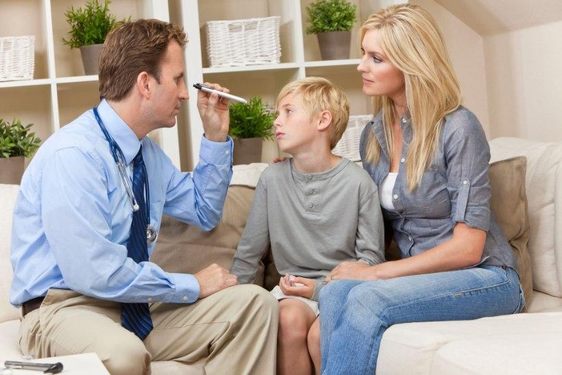 STATISTIKA: perearstid teevad taas enam koduvisiite