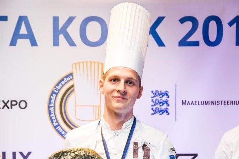 Aasta kokaks valiti Vladislav Borovik