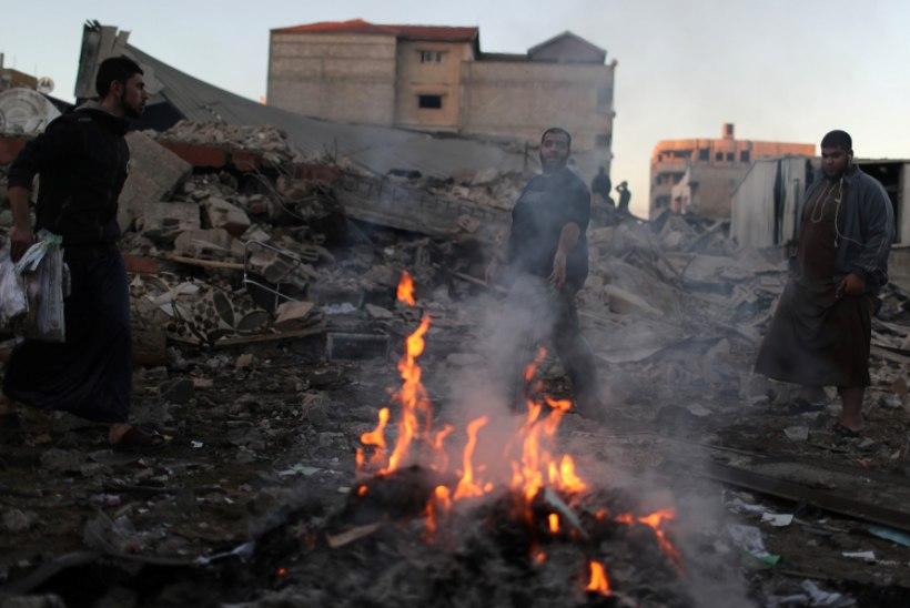 FOTOD | Gazast tulistati Iisraeli üle tosina raketi