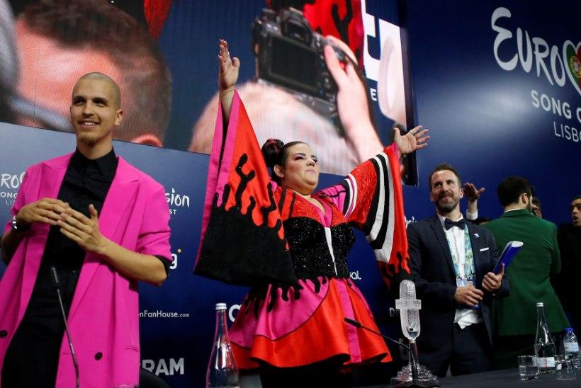 Selgus järgmise aasta Eurovisioni ametlik tunnuslause, mis julgustab unistama