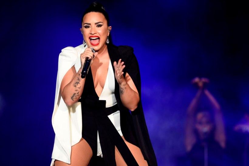 Demi Lovato ema paljastas uue uhke fakti oma tütre kohta