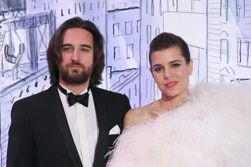 Monaco vürsti õetütar Charlotte Casiraghi sai teise lapse