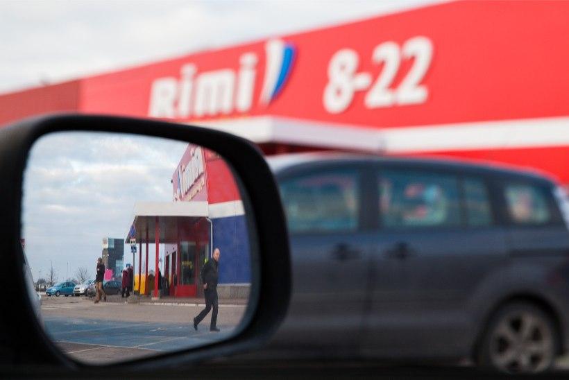 Läti Rimi tegi kleepsukampaaniaga pettust ja sai 20 000 eurot trahvi