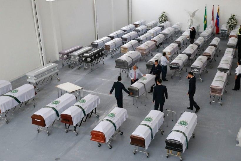MEENUTUS   Lennuõnnetused on röövinud sadade sporditegelaste elusid