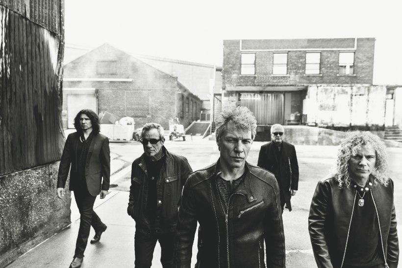 Bon Jovi rokib järgmisel suvel Tallinnas!