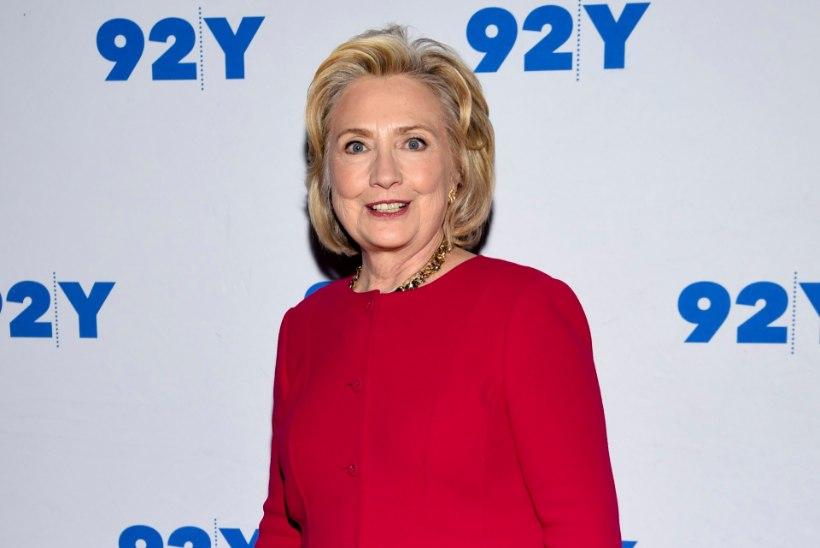 Hillary Clinton ei välista 2020. aastal USA presidendiks kandideerimist