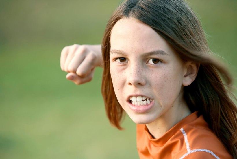 PSÜHHOLOOG: vägivaldne laps on kasvatuse vili