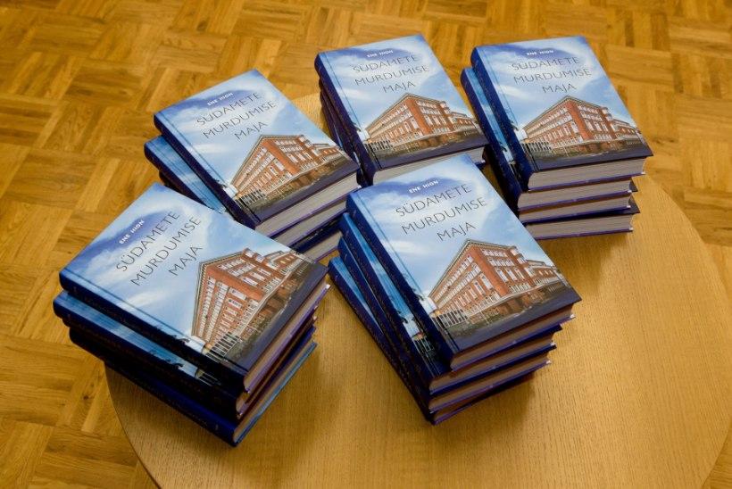 GALERII | Ene Hion: Mu raamatu kohta on raske öelda, mis see täpselt on. Nagu koera saba põnts vana maja põrandal.