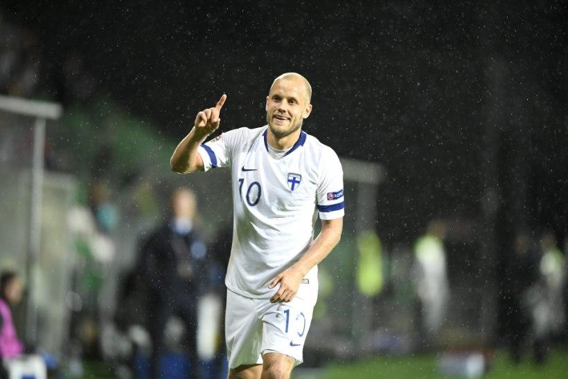 Soomlased tulevad Eestisse Saksamaa, Inglismaa, Hispaania ja Itaalia klubide mängijatega
