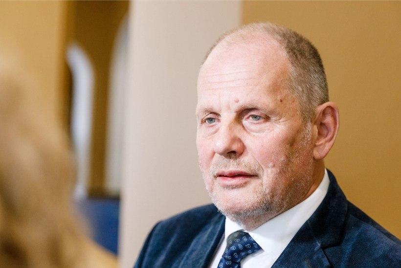 Peeter Ernits: Keskerakond pole enam priske ninasarvik, vaid ebalev ja kondine lammas