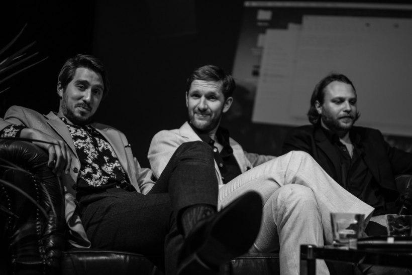 GALERII | Elephants From Neptune'i liikmed tegid uue bändi