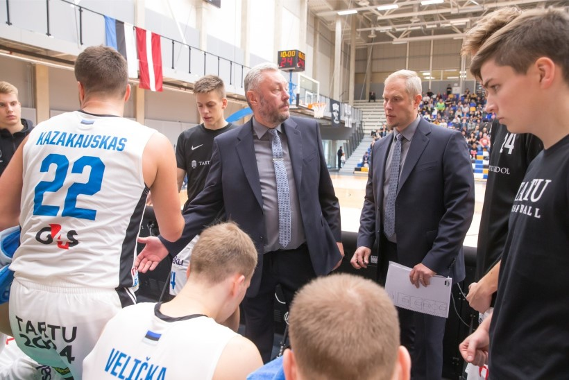 Karm õhtu: kolm Eesti korvpalliklubi said ühel ajal lätlastelt lüüa, Kalev/Cramo päästis Maarjamaa au