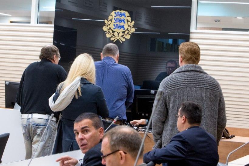GALERII | Tanel Aaviku bordellimaffia osalised pagesid piltniku eest ukse taha