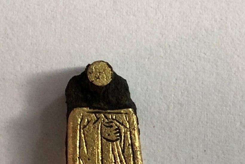GALERII | Maakri tänavale kerkiva pilvelõhkuja alt leiti Põhjasõja-eelseid haruldasi esemeid