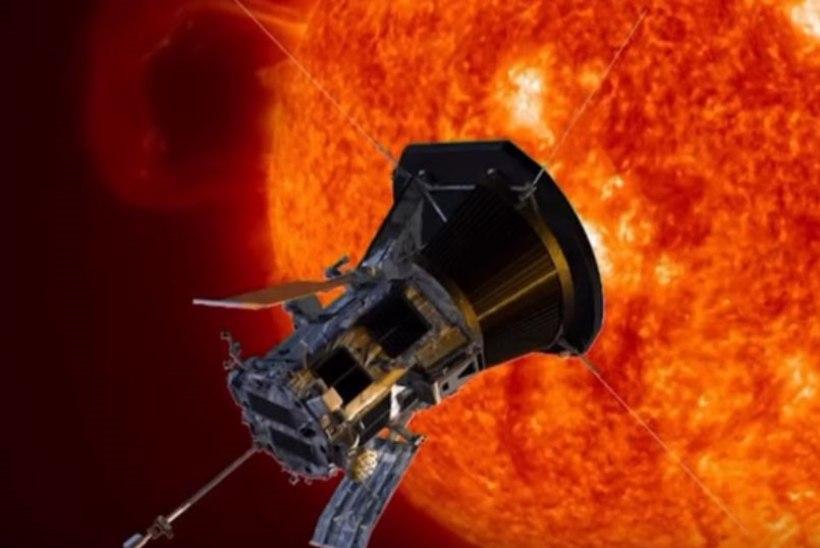 NASA kosmosesond Parker jõudis Päikesele rekordlähedale