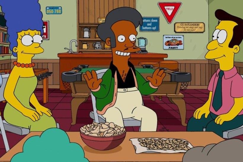 """""""Simpsonite"""" produtsendi sõnul ei ole indialasest poepidaja Apu tegelaskuju sarjast välja kirjutamine veel kindel"""