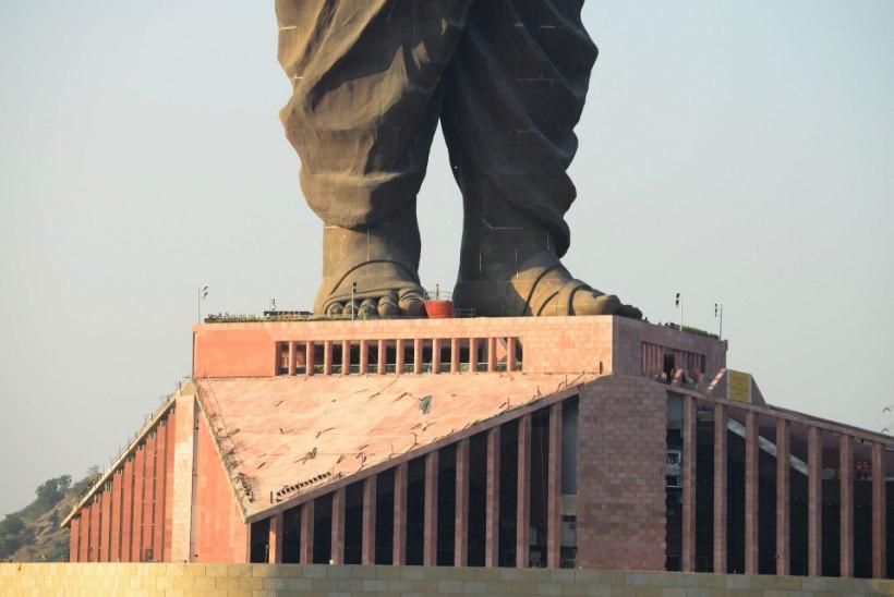 182 MEETRIT JA 1850 TONNI PRONKSI: Indias avatakse maailma kõrgeim monument