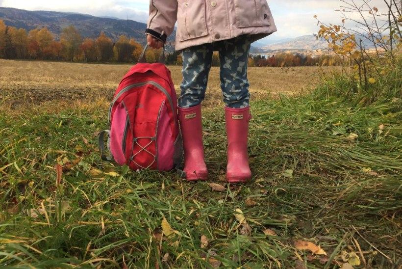 BLOGI | Eesti lapsed ei oska õues mängida! Millist eeskuju näitad sina?
