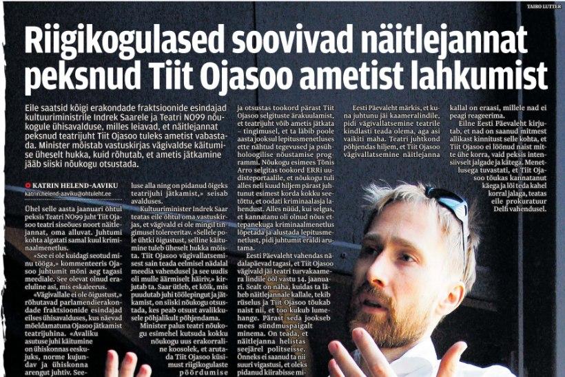 TOP 5 | NO99 suurimad skandaalid - kuhu kulus presidendi vastuvõtu raha ja keda peksis Tiit Ojasoo?