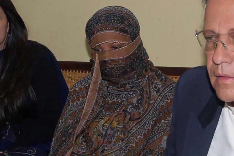 SURMANUHTLUS ÄMBRI KASUTAMISE PÄRAST: Pakistani kohus mõistis jumalateotuses süüdistatud naise õigeks