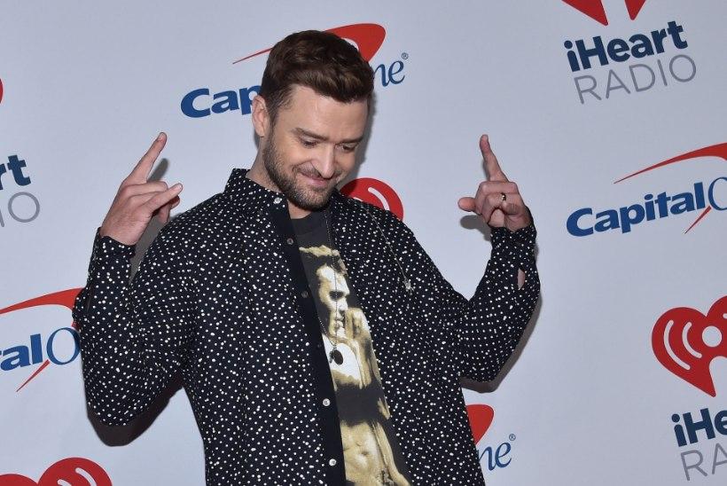 Timberlake paljastab elulooraamatus, et kõhvis 13aastasena kanepit