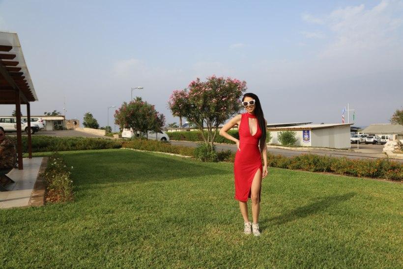 VIDEOD JA FOTOD | Laura Põldvere esines Liibanonis: kolisime tormi tõttu kontserdi telgist kohvikusse, elektrikud kartsid, et tehnika plahvatab