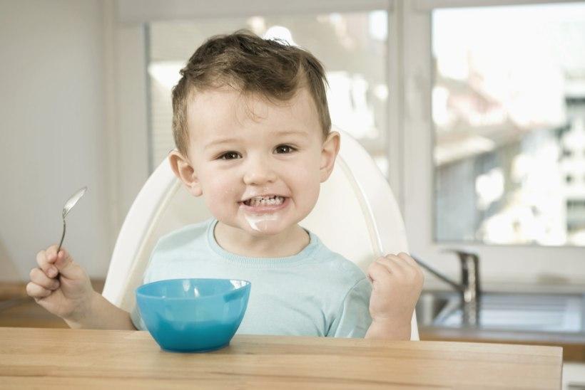 LASTEARST SELGITAB: mis juhtub, kui laps ei saa piisavalt kaltsiumit ja D-vitamiini?