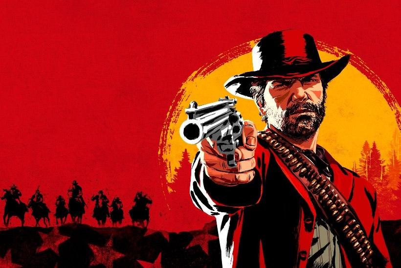 """USKUMATU NUMBER! Kauboimäng """"Red Dead Redemption 2"""" oleks peaaegu rekordi purustanud"""