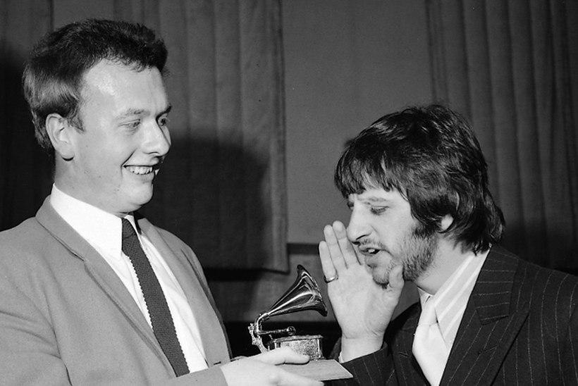 Suri The Beatlesi kauane heliinsener Geoff Emerick