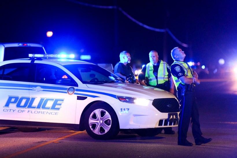 Lõuna-Carolinas tulistati seitset politseinikku